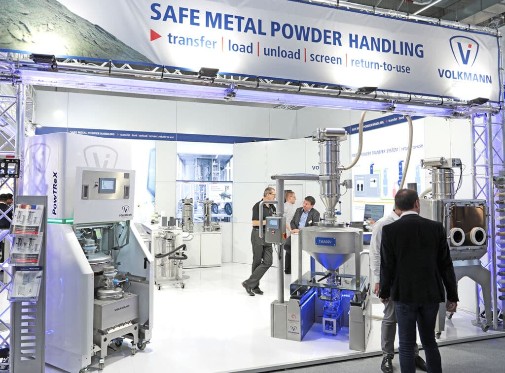 Metal powder recovery made easy